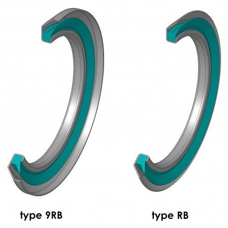 ซีลแกมม่า-RB  25_25x40x4