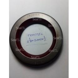 ซีลกันน้ำมัน - 2(1/8)x3.001x(1/2)