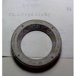 ซีลกันน้ำมัน AKRON - 36.5 x 52.47 x 12.7 NBR