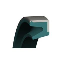 ซีลกันน้ำมัน GARLOCK - 71x7083 NBR