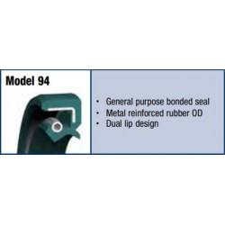 ซีลกันน้ำมัน GARLOCK - 94x3324 NBR
