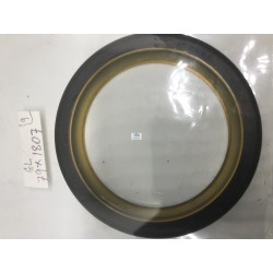 ซีลกันน้ำมัน GARLOCK-2(1/2)X3.254X3/8-WIPER_NBR